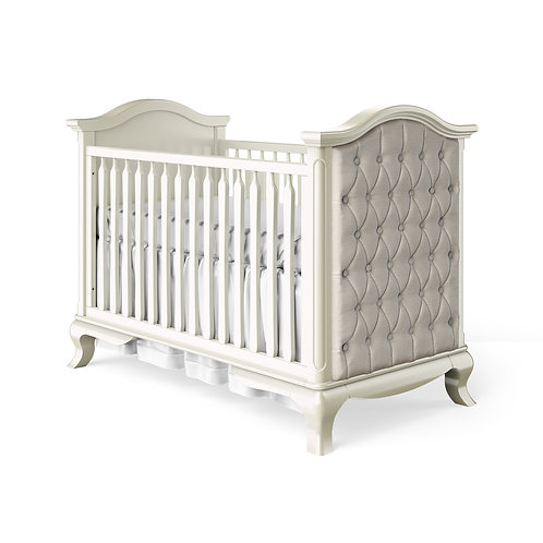 Romina Furniture: Cleopatra Classic Crib / Trufted