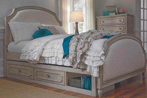 Emma: Upholstered Full Bed