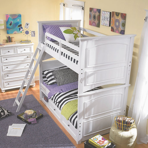 Madison Twin/Twin Bunk Bed