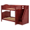 Thumbnail: Maxtrix High Bunk Bed with Stairs (6 Bed Sizes)