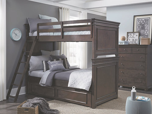 Canterbury: Twin/Twin Bunk Bed