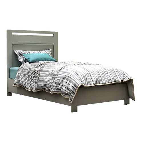 Milano Twin Bed