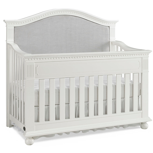 Naples: Convertible Upholstered Crib