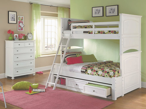 Madison Twin/Full Bunk Bed