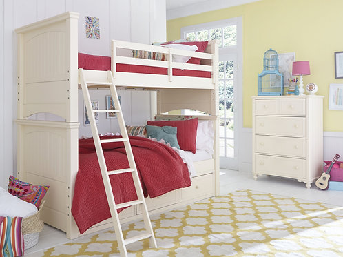 Summerset Twin/Twin Bunk Bed