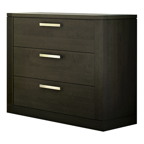 Milano: 3 Drawer Dresser