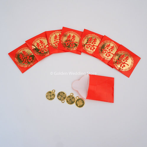 Bed Setting Coin (8Packet) 缘钱 (8包)