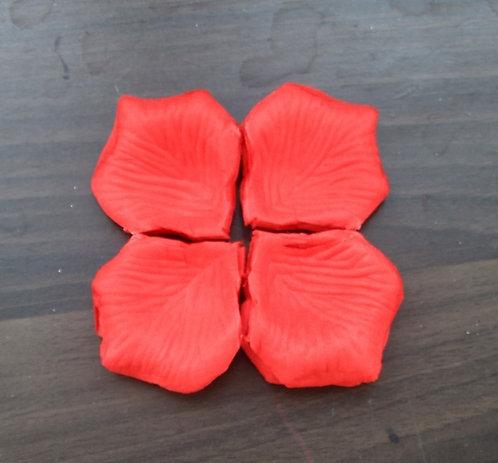 仿真玫瑰花瓣 (大红) Petal (Red)