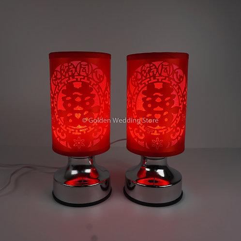 双喜床头灯 (26) (LED) Wedding Bedside Lamp (LED)