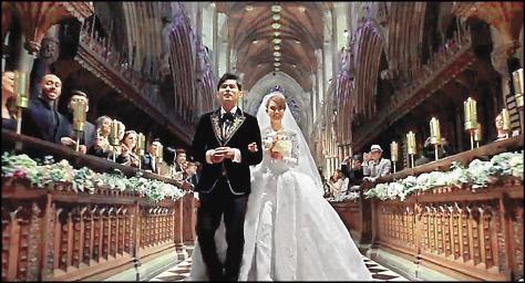 中式婚礼VS西式婚礼,哪一个是你梦想婚礼?