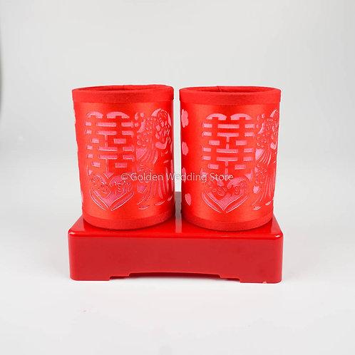 Chinese Wedding Battery LED Lamp 电池灯(L5)