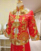 New Arrival ! _Chinese Wedding Dress - Qun Kwa.jpg