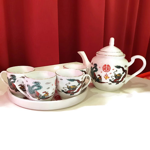 敬茶茶具(Y6) Wedding Ceramic Tea Sets