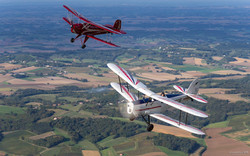Stampe and Bucker