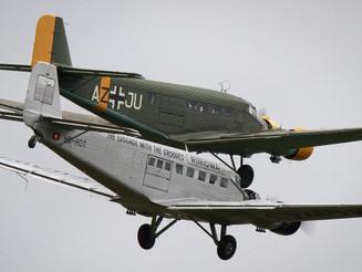 Des freins Vintair sur le Ju 52! - Vintair brakes for the Ju 52!