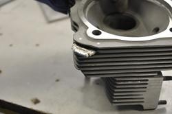 Cylinder heads rebuild