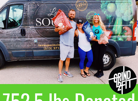 How a Dance Fitness Business Turned Calories Burned Into 752.5 lbs. of Food for Hungry Children
