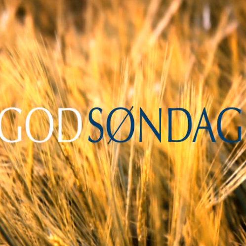 God Søndag - Stor er din trofasthet