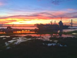 USS Yorktown, Mt. Pleasant, SC