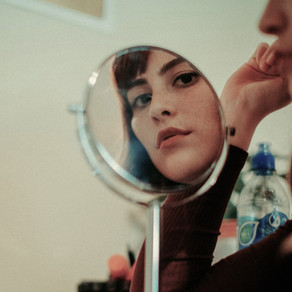 4. Eintrag - Der Blick in den Spiegel