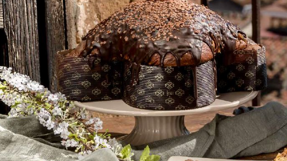 Colomba alle Castagne