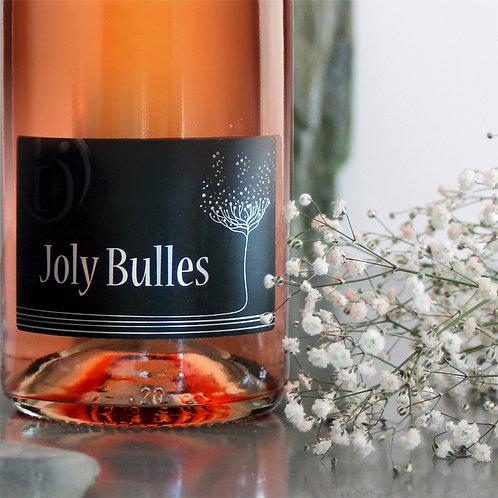 """""""Joly Bulles """" Rosé: Pétillant"""