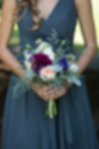 Sisters Oregon Florist Bridal Bouquet