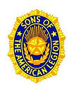 Emblem of Sons of American Legion