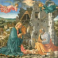 Fra_Diamante's_painting_'The_Nativity',_