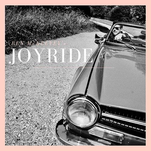 Joyride CD - signed