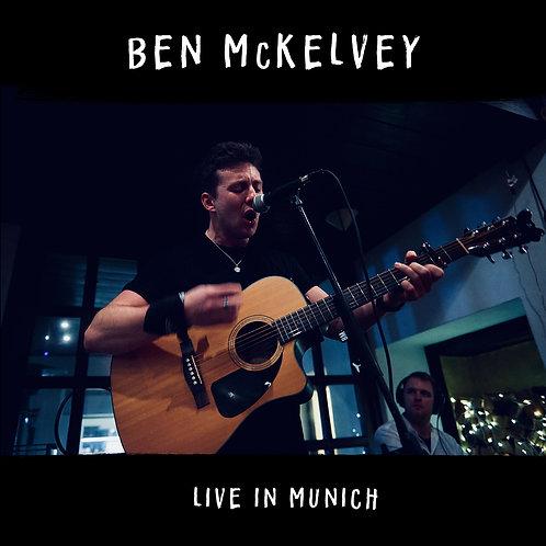 Live In Munich CD - signed