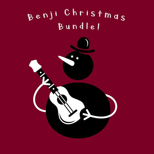 Benji Christmas Bundle!