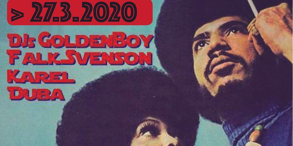 Tanz: FalkSvensson&GoldenBoy - Funk/Soul/Disco/Gibihm