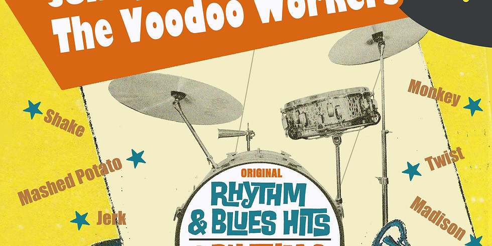 Live: Jenny & The Voodoo Workers