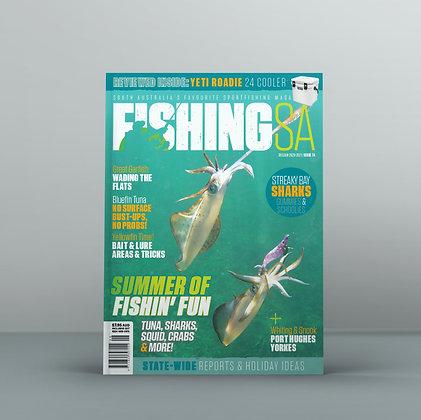 Current Issue - Fishing SA Dec/Jan 2020-21