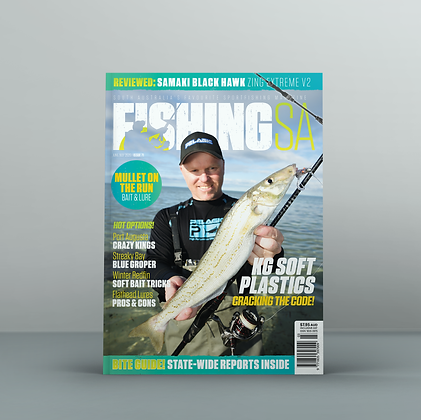 2 Years / 12 Issues Fishing SA Magazine Subscription