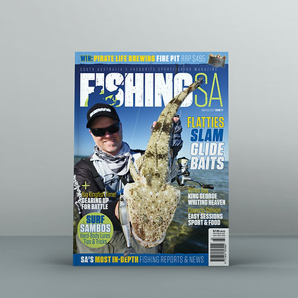 Current Issue - Fishing SA June/July 2021