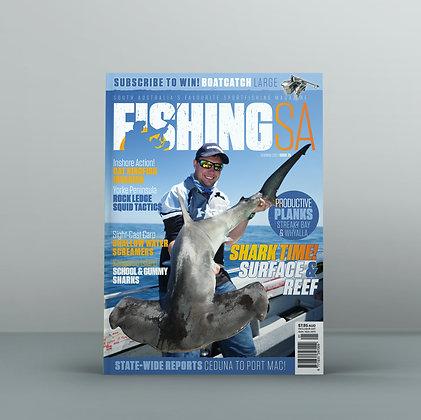 Current Issue - Fishing SA Feb/Mar 2021