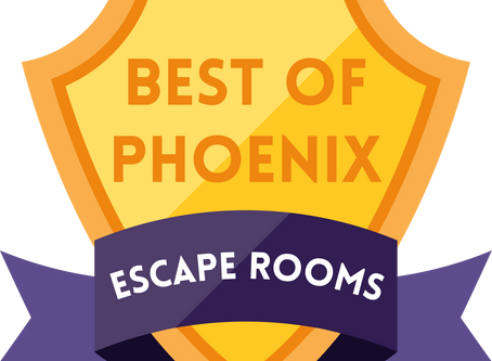 Best of Phoenix Escape Rooms