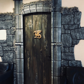 That'll Be The Door...