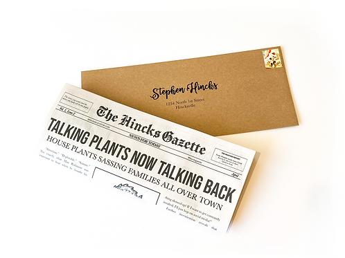 Hincks Gazette Subscription