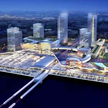 北京望京北扩及核心站点TOD一体化设计