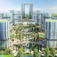 珠海唐家湾TOD绿色新城规划