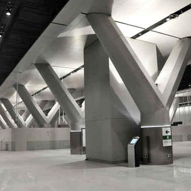 通运门地铁站