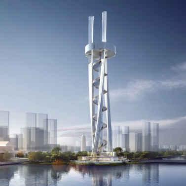 北京市通州规划展览塔