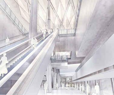 TBG Metro Station