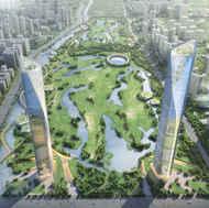 深圳沙河总部经济区