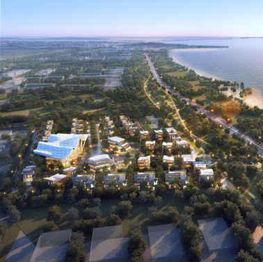 青岛渤海实业公司总部园区项目