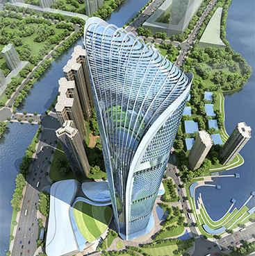长沙晟通•梅溪湖国际总部中心