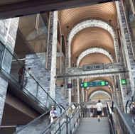 北京地铁8号线3期前门地铁站